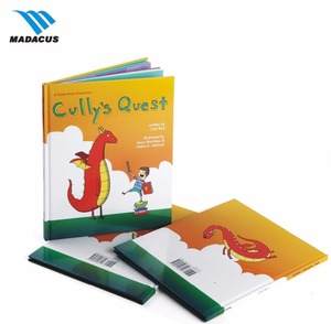 high quality China supplier OEM custom printing childrens book