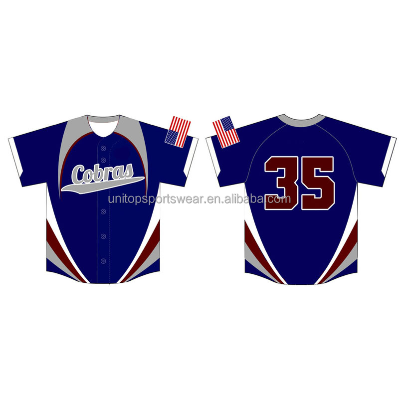 Full Sublimation cheap youth & adult new york baseball team jerseys for sale