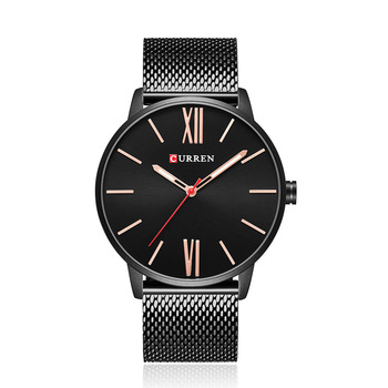 CURREN 8238 CURREN Brand tops Simple Minimalism luxury Quartz wrist Watches for men relogio фото