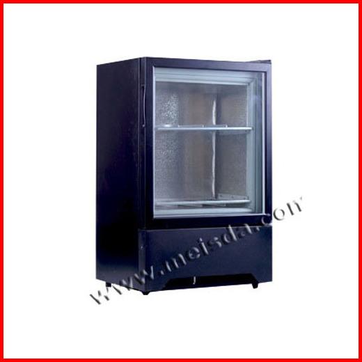 Pequeno congelador vitrine freezer vertical equipamentos for Congelador vertical pequeno
