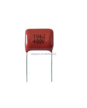 CL21(MEF) metallized polyester film capacitor