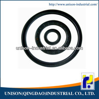 Crankshaft wool felt oil seal