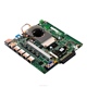 4 LAN Intel I1211AT 10/100/1000M Ethernet ports Mini ITX X86 embedded motherboard