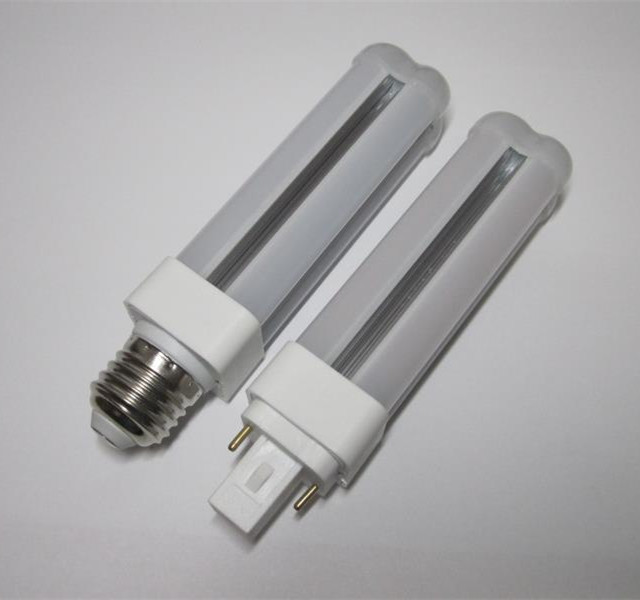 Smd2835 Dimmable G24Q PL 11W 15W 20W LED Lamp 4Pin