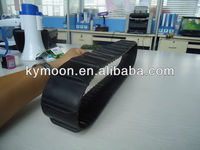 Small rubber track for Robot and other machine for selling