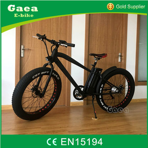 aluminium alloy frame e bicycle easy riding electric chopper bike