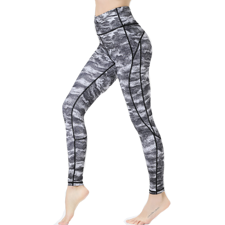 0a9796310f143 Christmas Running Tights High Waist Custom Dye Sublimation Yoga Pants  Polyester Spandex Slimming Yoga Leggings Gym Leggings - Buy Yoga Leggings  With Custom ...