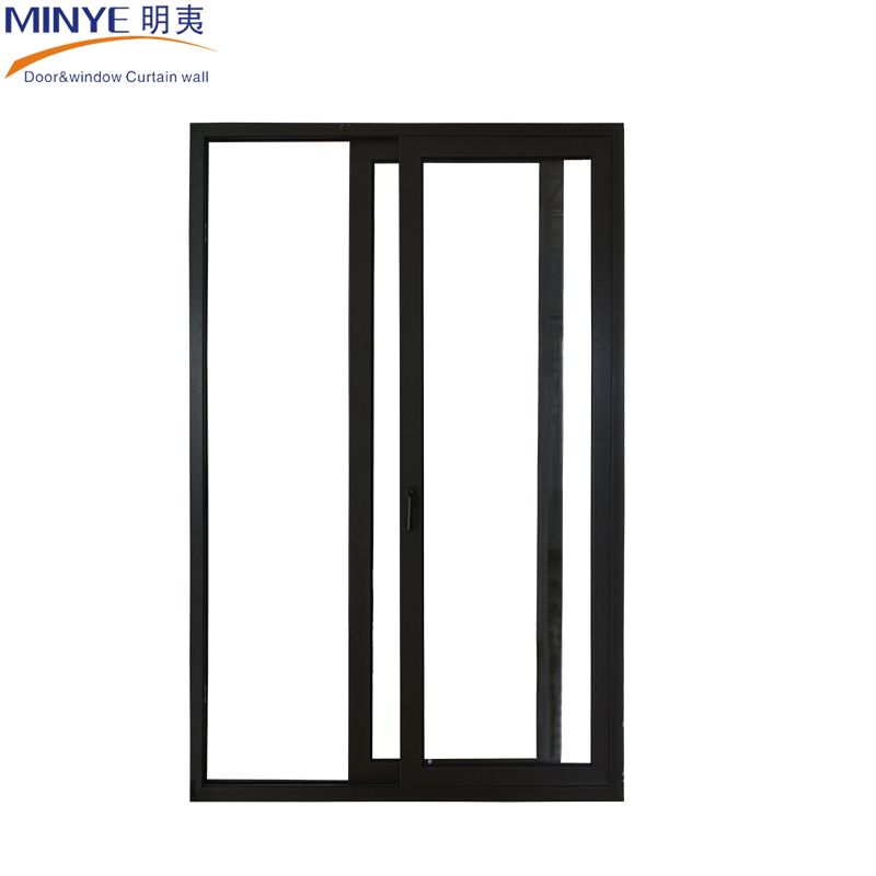 Commercial Use Aluminum Frame Sliding Door Lowes Sliding Glass Doors