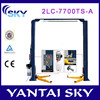 2015 Hot Sale 2 Post Symmetric Over Head Car Lift / Bendpak 2-Post Lift With CE