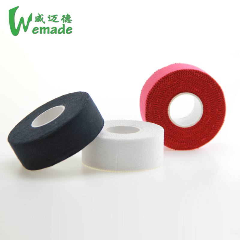 Hot Sales Cotton Colorful Medical Sport Tape adhesive tape
