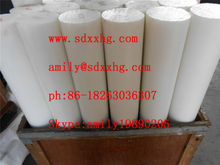 Noir et naturel d'uhmw- pe. barres rondes/80mm uhmwpe rod