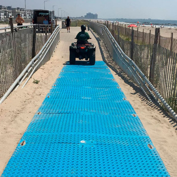Road And Bridge Construction Mat Composite Hdpe Swamp Mats