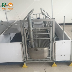 China manufacturer well sell pig farrowing crate for piggery farming equipment
