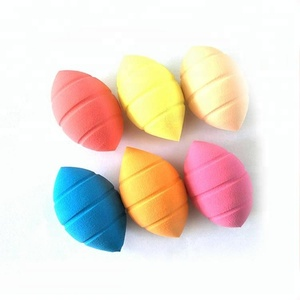 Wet And Dry Use Looking Finish Dingzhuang Special Bb Makeup Sponge