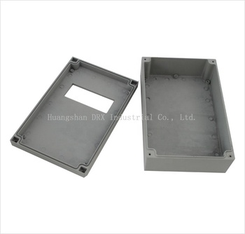 AW006 230*150*75 Hot sale aluminum metal weatherproof junction box