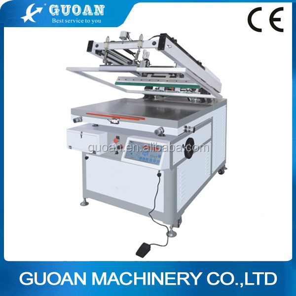 Zhejiang wenzhuo SWS-6090 silk Screen Printing Machine