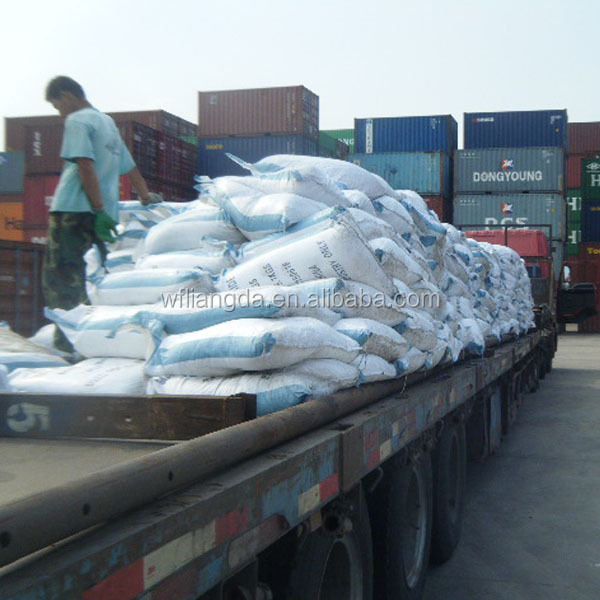 High quality White Flake Magnesium Chloride 46%