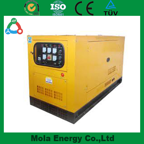 Natural Gas Operated Electric Generators 20kw
