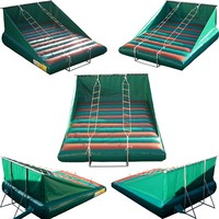 Funny cheap jacob ladders,inflatable jacobs ladder climbing games for sale