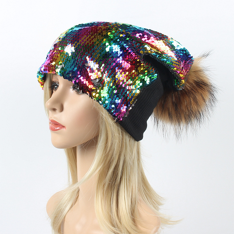 a5a630720451af Sequin Beanie Cap, Sequin Beanie Cap Suppliers and Manufacturers at  Alibaba.com