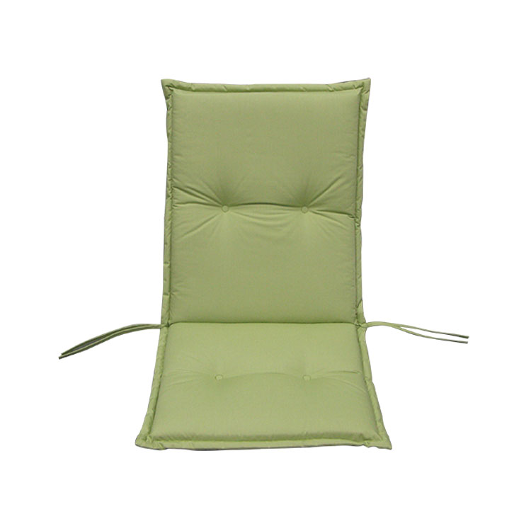 Best Garden Custom made Soft Polyester Fibre Economic Polyester Mint Wings Extra Large Back Cushions