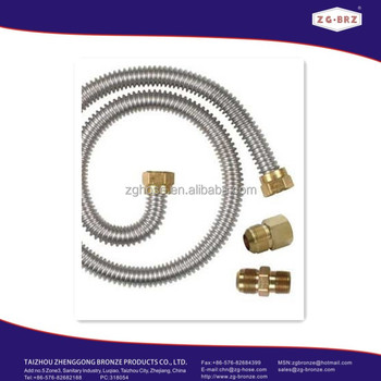 304 Stainless Steel Gas Appliance Connector