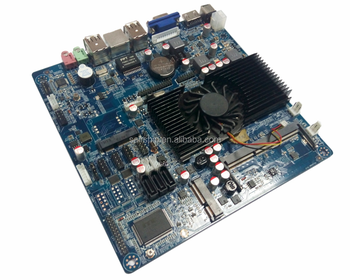 Itx- Industrial Motherboard 1037 In Hm65 Chipset With 5com/ Lpt /sim / Lvds  /dc Jack /1037u Industrial Motherboard Pos - Buy Lvds Mini Itx