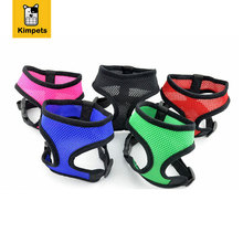 Pet Dog Collar Dog Leash Accessories Cute Dog Harness Breathable Harness For Dogs Pet Cat Collar