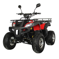 High quality electric quads 4x4 atv adults