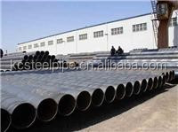 Q345A/B Spiral seam/welded steel pipe