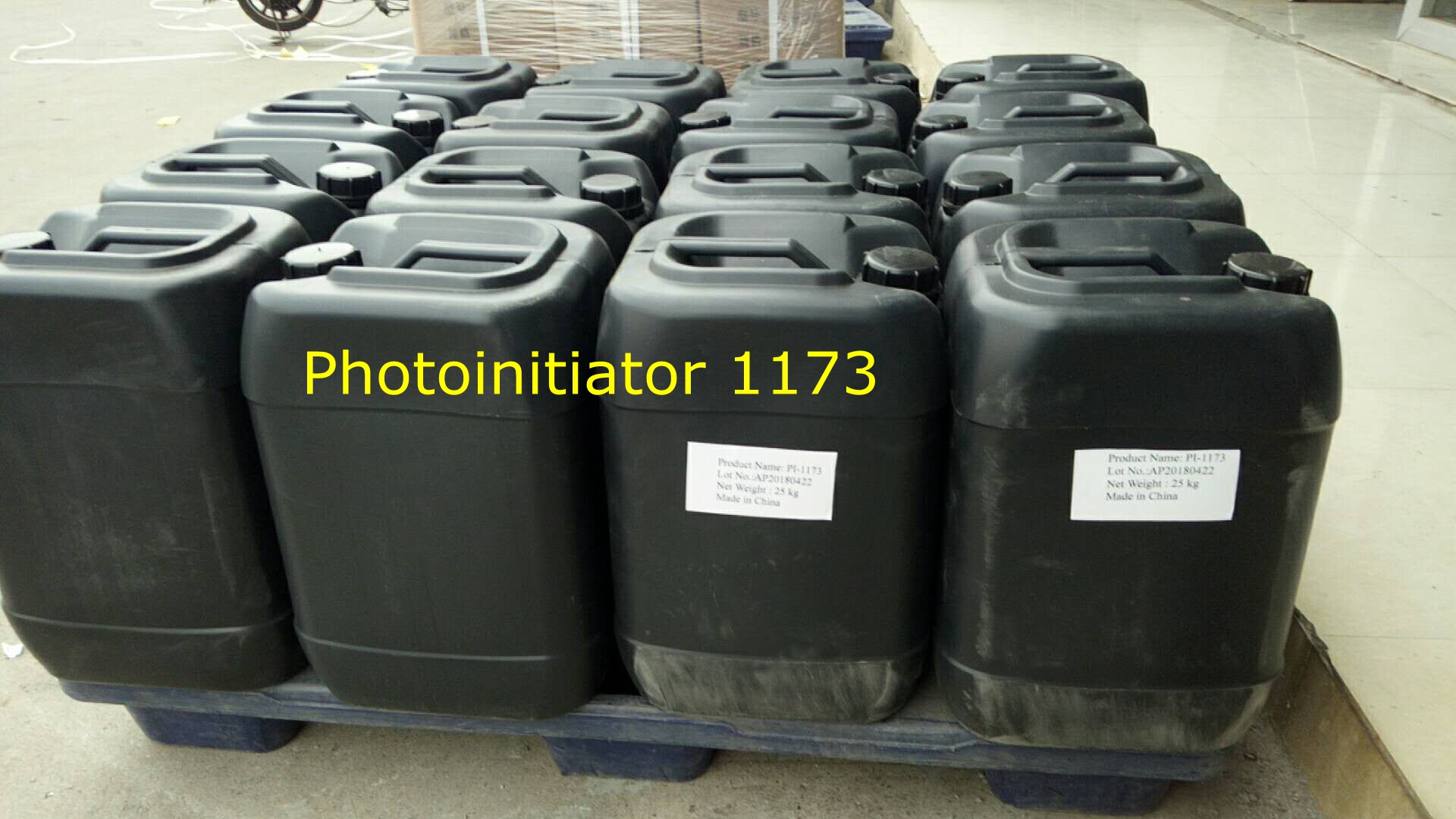 Photoinitiator TPO-L / ethyl (2،4،6-trimethylbenzoyl) 84434-11-7