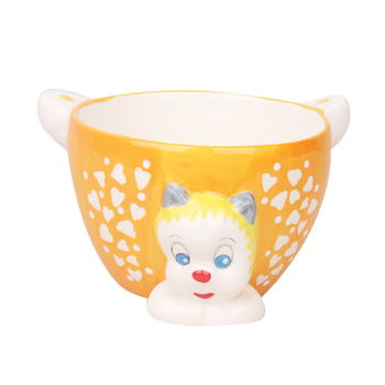 Promotional Wholesale Dolomite Custom Oversized Tea Cups Funny