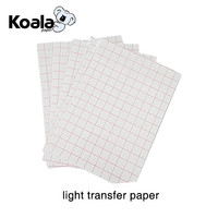 Inkjet Transfer Paper for Textile ,iron on transfer paper, for light