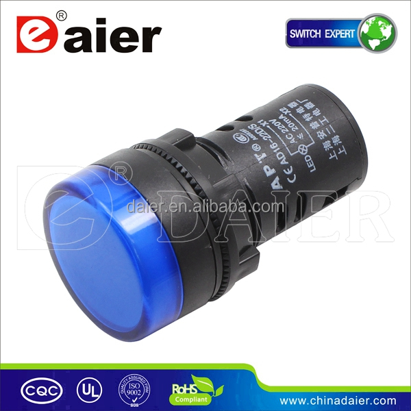 220 Volt Led Indicator Lights,Ad16-22ds Indicator Lamp~