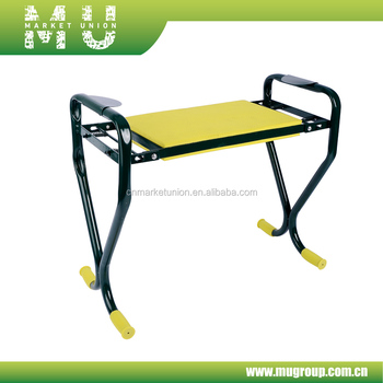 New Foldable Metal Garden Kneeler/garden Seat Stool/ Knee Stool For  Gardening, Homeu0026garden