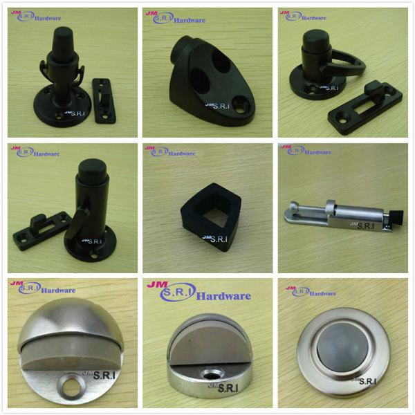 High Quality Zinc Alloy Heavy Duty Magnetic Door Stop