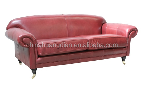 Full Grain Leather Sofa, Full Grain Leather Sofa Suppliers And