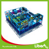 2017 Customized ocean theme indoor playground professtional indoor play house