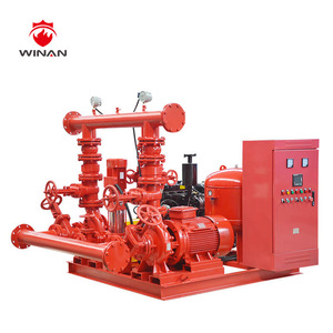 Fire Pump Set For Fire Fighting