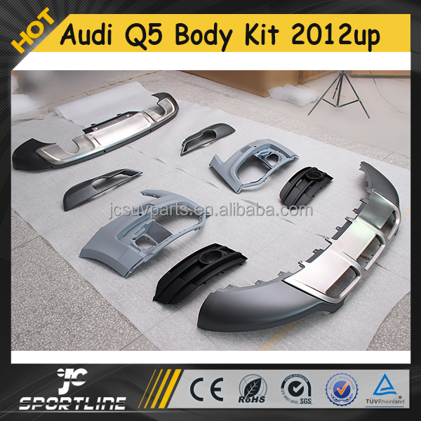 Q5 ABS Aftermarket Parts Auto Body Kit for Audi Q5 2012