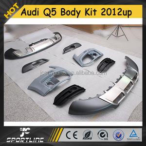 Q5 ABS Aftermarket Parts Auto Body Kit for Audi Q5 2012