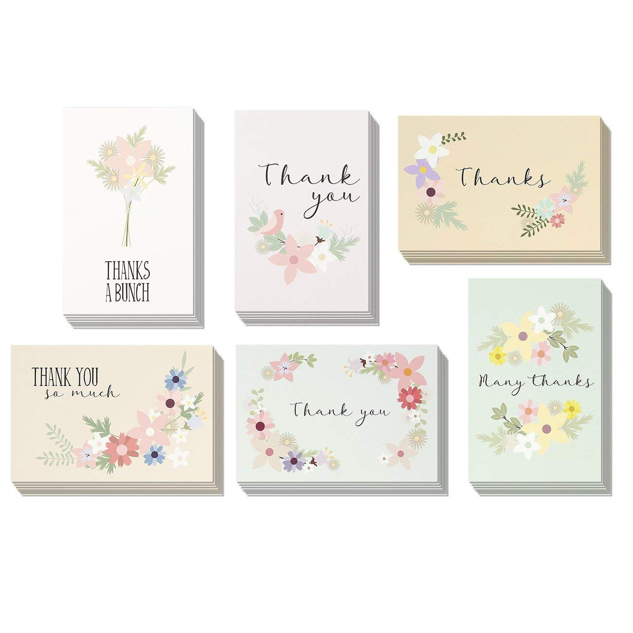 New Products Custom Thank you card