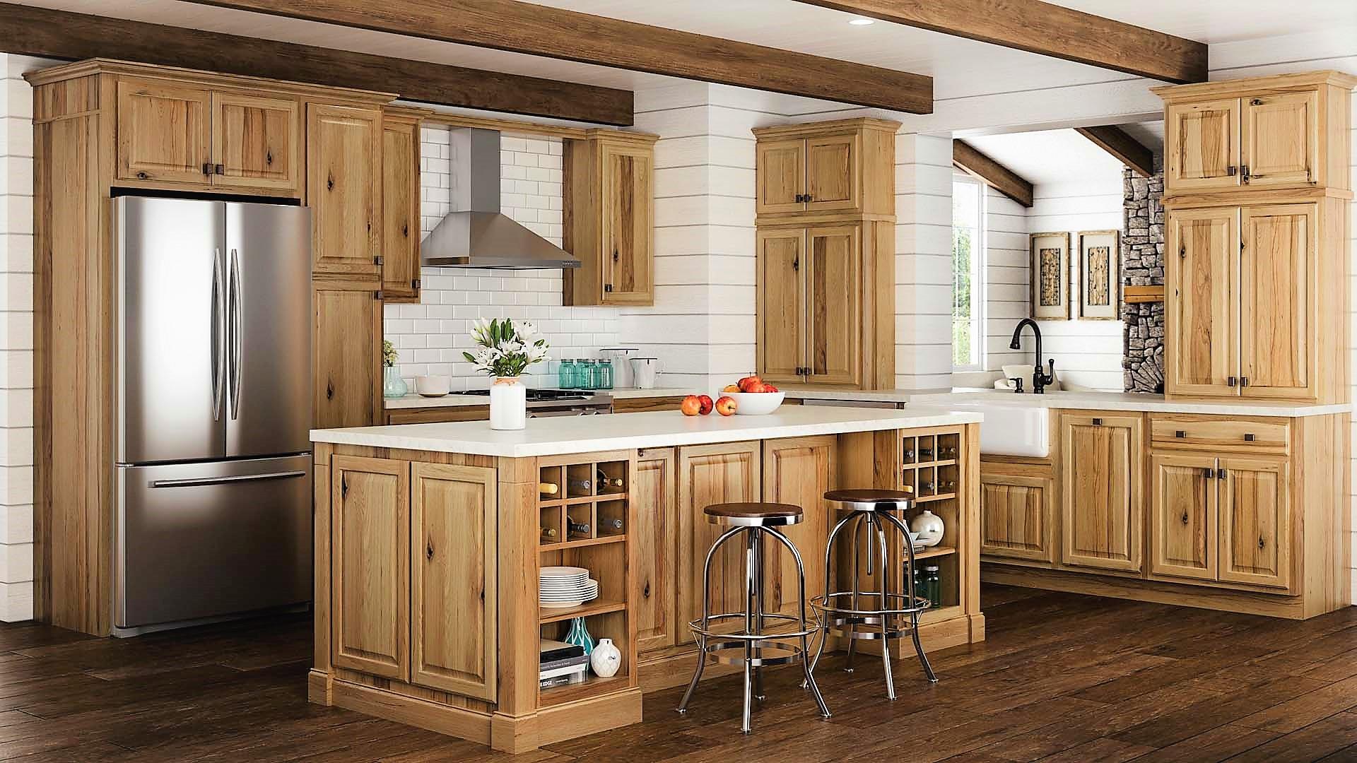 отделка кухонных шкафов руками фото интерьер кухне