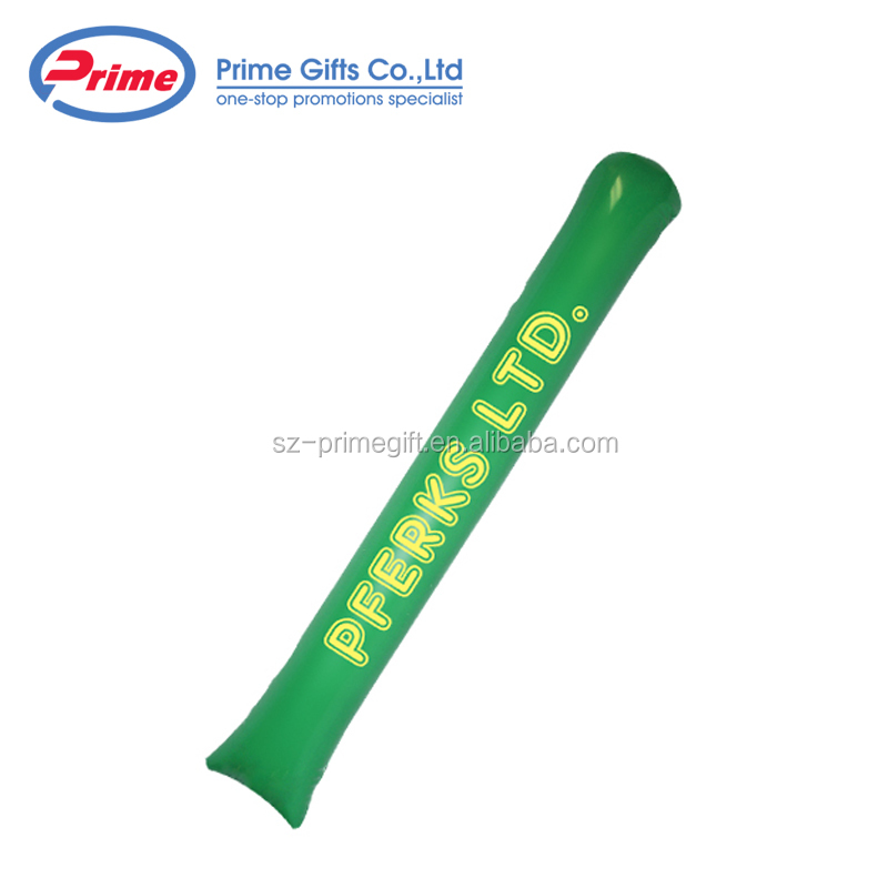 Custom Logo Inflatable Cheering Sticks/Thunder Stick for Sale