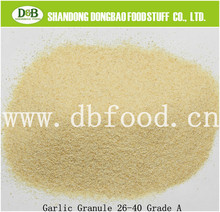 2015 Chinese Certified Dried Garlic Granules