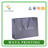 Euro style recyclable large size Paper Shopping Bag