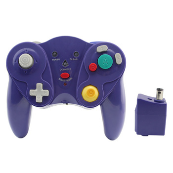 New Design 2.4 G Wireless Game Controller for Nintendo Gamecube Controller