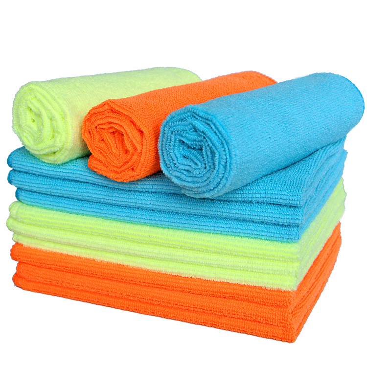 ऑटो विस्तृतीकरण क्लीनर microfibre कपड़ा कार धोने सूखी तौलिए