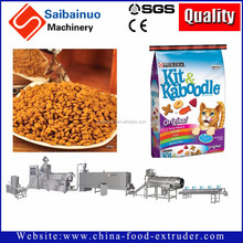 low cost and popular pet food making machine