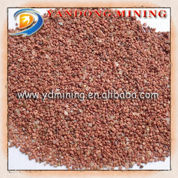 Red Sand/red Gravel
